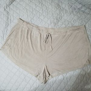 American Eagle Aerie Soft Shorts with Tie at Waist